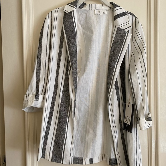 Forever 21 Jackets & Blazers - Striped blazer